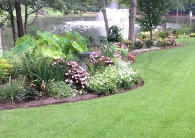 Custom Designed Landscaping